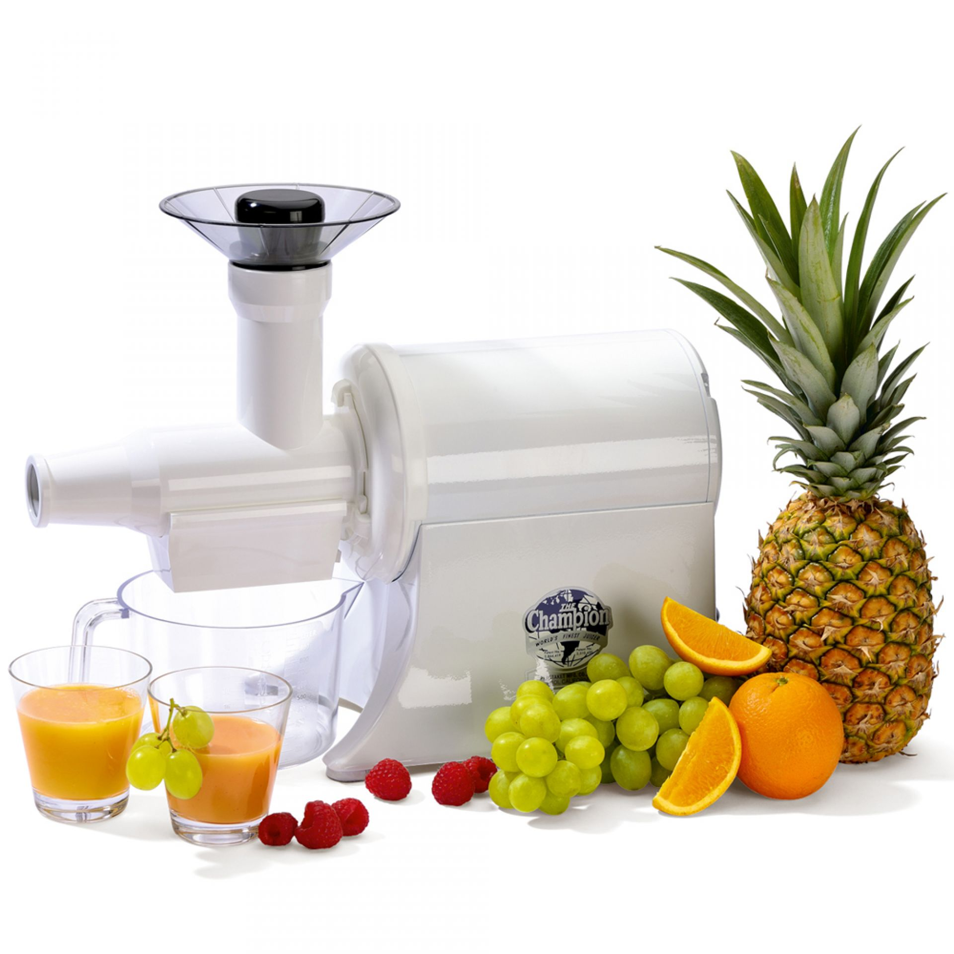 Top 5 Best Champion Juicers – Outstanding Quality Juicers
